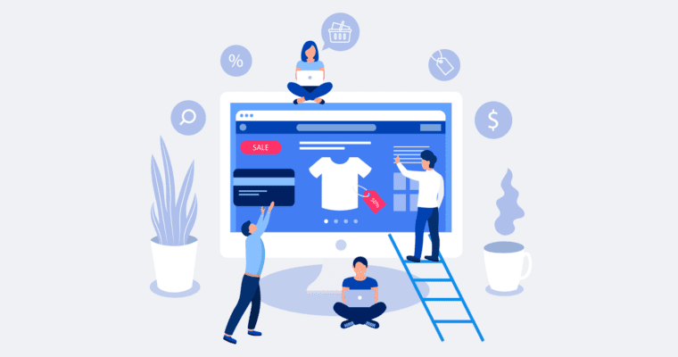 Constructing an eCommerce