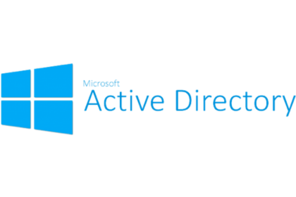 windows logo of active directory