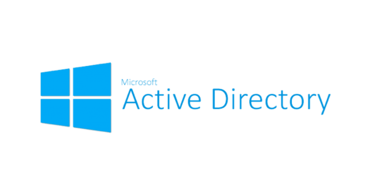 windows logo of active directory